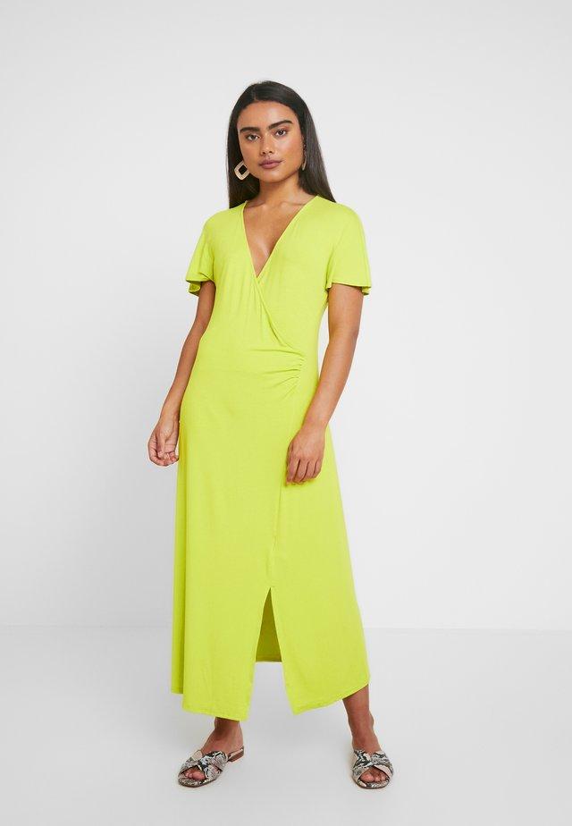 Robe longue - citronelle