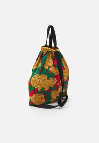 Mini Rodini - PEONIES DRAWSTRING BAG - Rucksack - red - 1