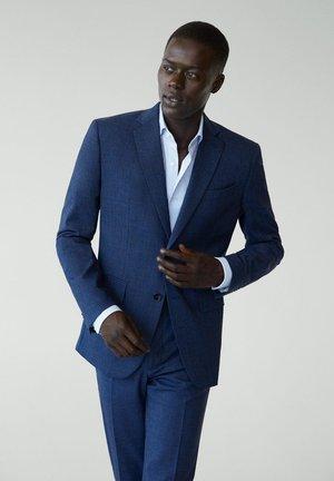 BRASILIA - Blazer jacket - turquoise
