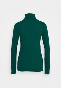 J.CREW - TISSUE TURTLENECK - Long sleeved top - dark spruce - 1