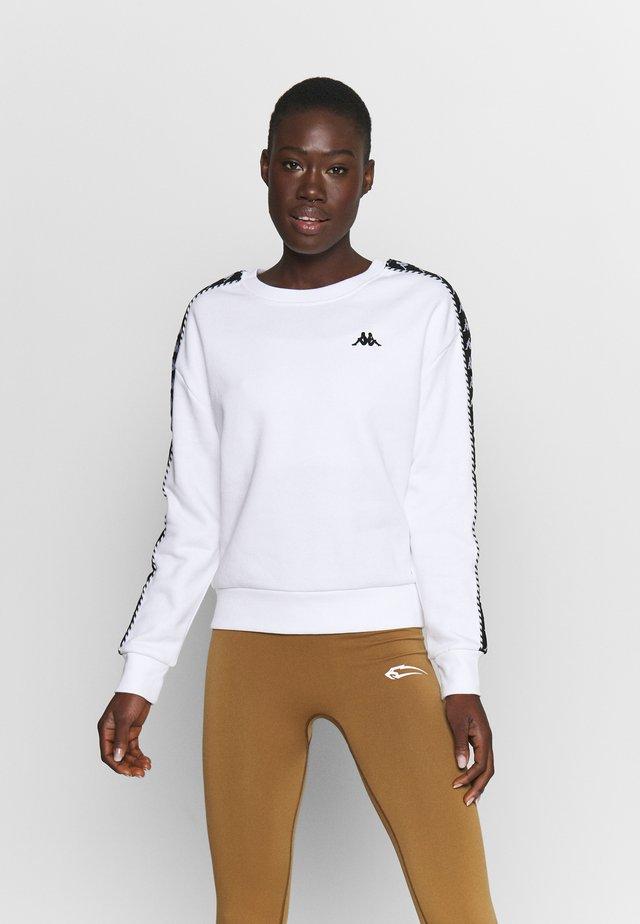 ILARY - Sweater - bright white