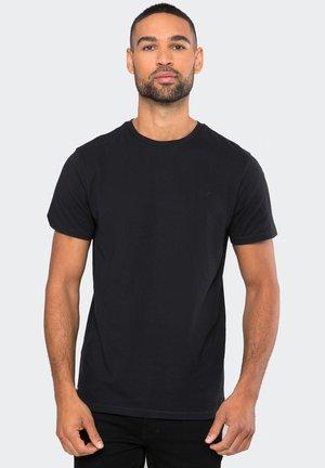 3ER PACK - T-shirt basique - schwarz