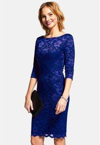 HotSquash - Pouzdrové šaty - dark blue - 0