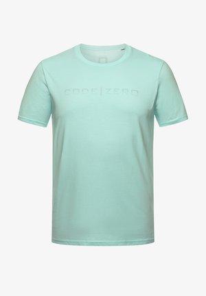 T-SHIRT SUMMER T-SHIRT - T-shirts print - caribbean blue
