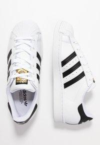adidas Originals - SUPERSTAR  - Trainers - footwear white/core black - 1