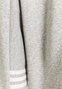 adidas Performance - Sweatshirt - mottled grey heather - 3