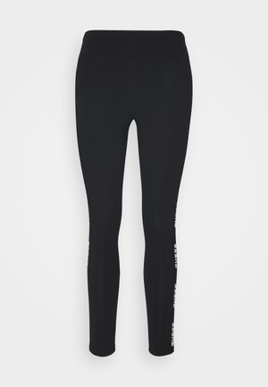 LEGGINGS - Legginsy - jet black