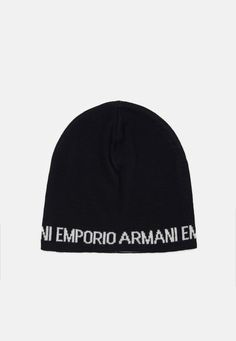 Emporio Armani - Beanie - blue