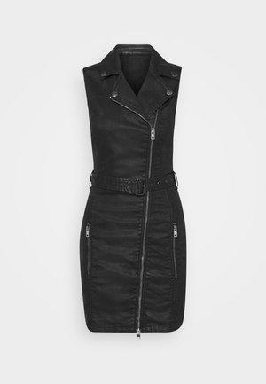 D-ACICO-NE DRESS - Shift dress - black