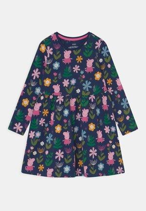 PEPPA PIG DRESS - Jersey dress - navy
