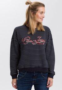 Cross Jeans - Sweatshirt - navy - 0