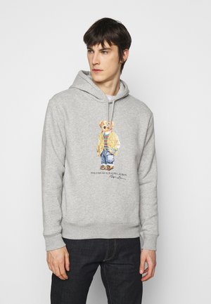 MAGIC  - Hoodie - andover heather