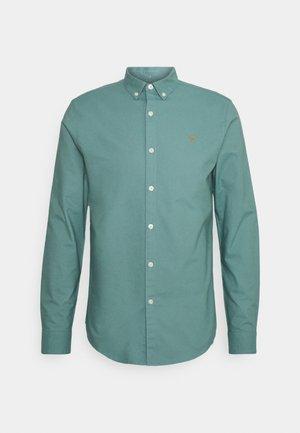 BREWER SLIM - Koszula - topaz green