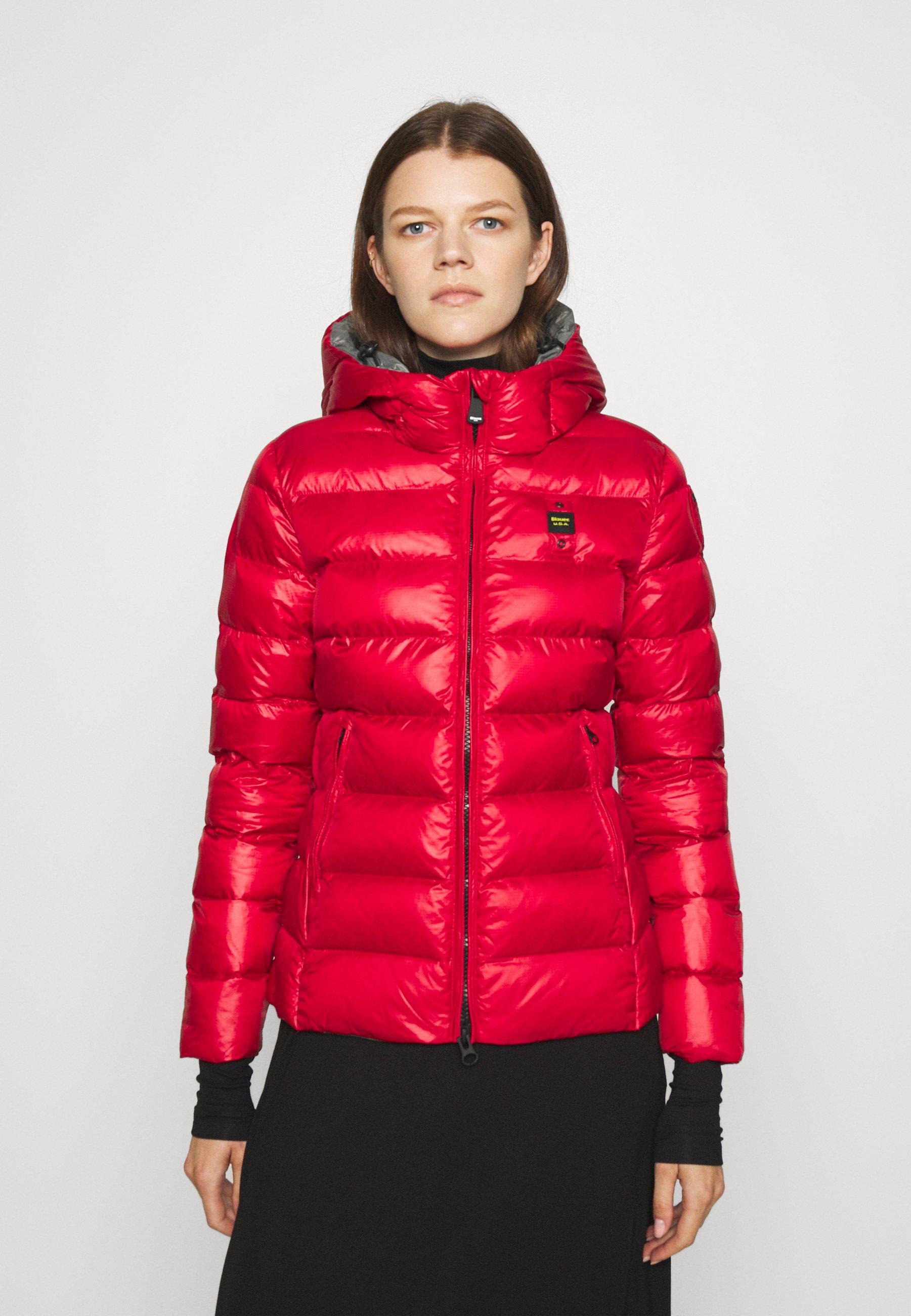 Women JACKET BICOLOR - Winter jacket