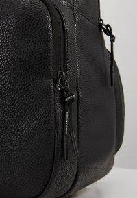 Armani Exchange - BACKPACK - Reppu - black/gunmetal - 5