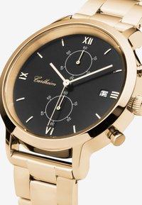 Carlheim - ADLER 42MM - Montre à aiguilles - rose gold-black - 3