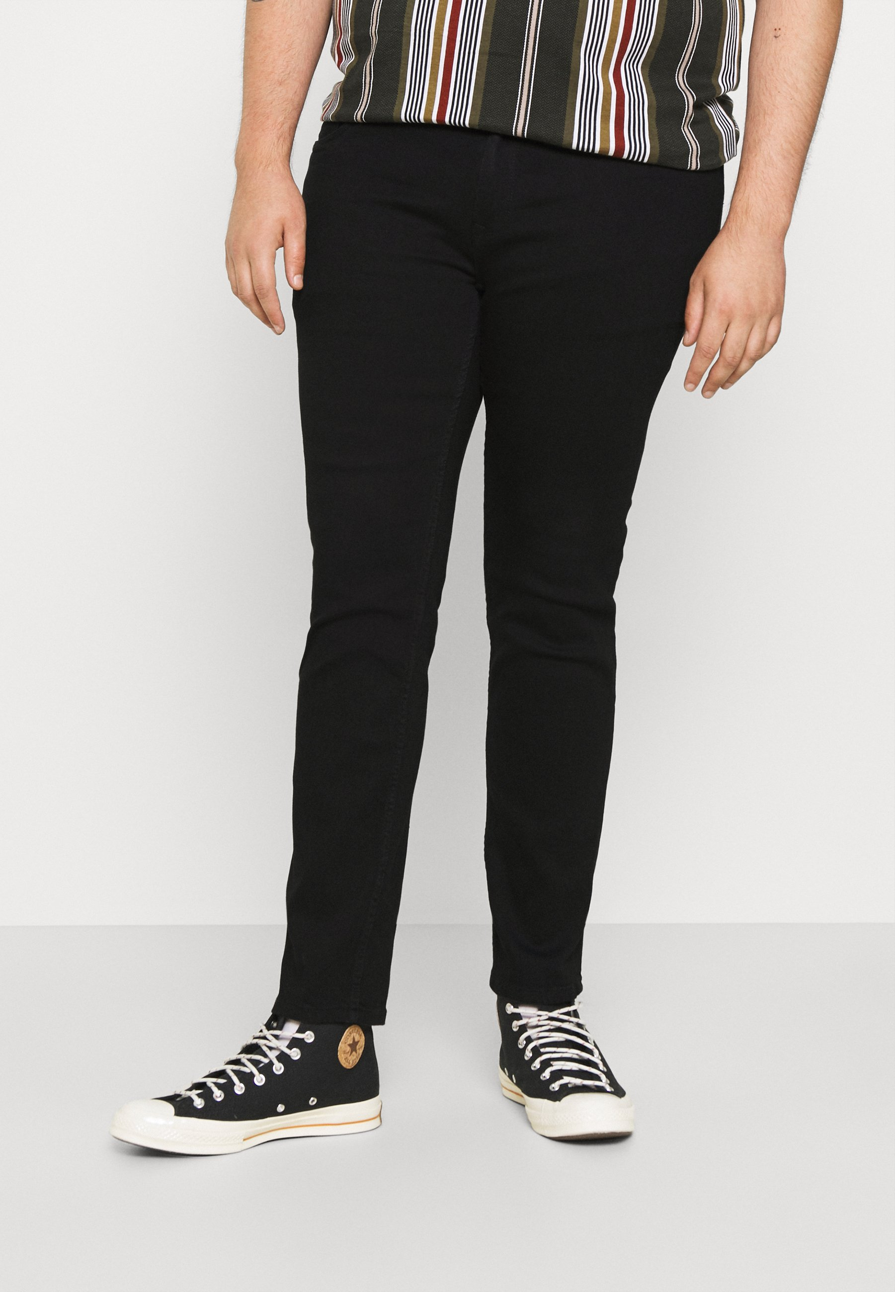 Uomo HUNTER SUPERFLEX - Jeans slim fit