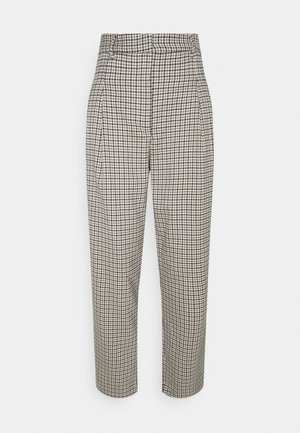 TYRA TROUSERS SCALE - Trousers - beige heritage