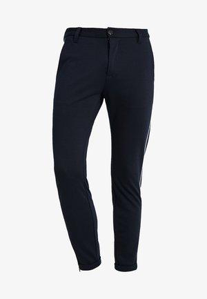 PISA PIPE PANT - Kalhoty - navy