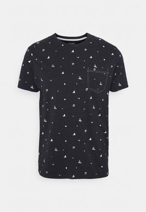 MAUI - T-shirt imprimé - blue