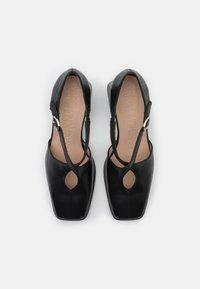 WONDERS - Classic heels - black - 5