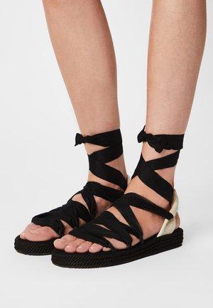POWER - Sandals - black