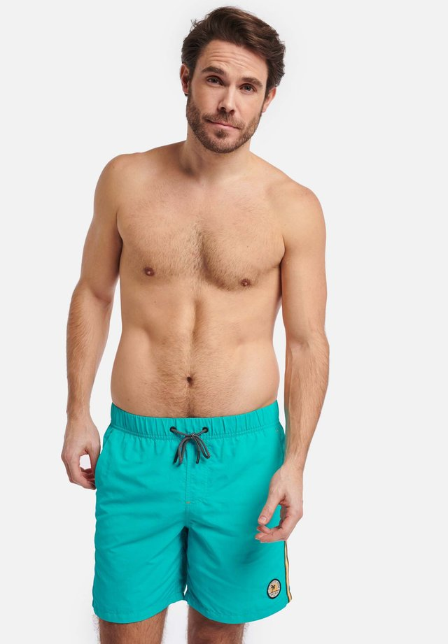 TOM - Shorts da mare - blue