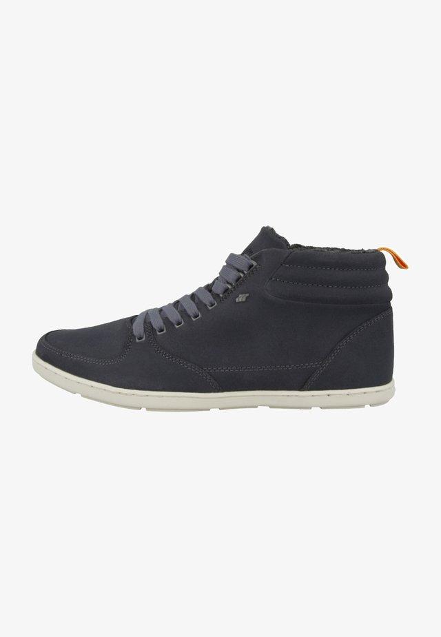 EPLETT BLOK  - High-top trainers - charcoal grey