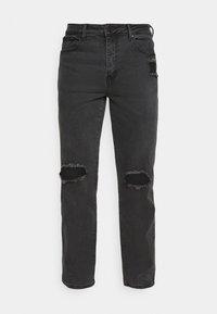 Mennace - ON THE RUN  - Jeans baggy - black - 4