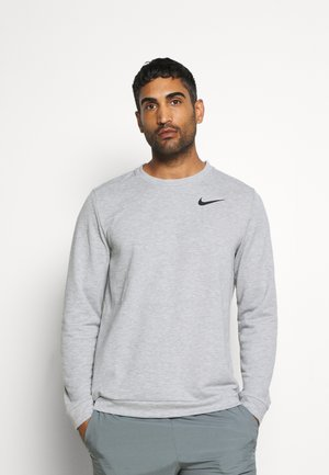DRY CREW - Collegepaita - grey heather