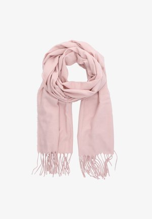 Sjaal - rosafarben