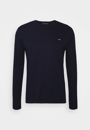 LONG SLEEVE - Maglietta a manica lunga - dark midnight