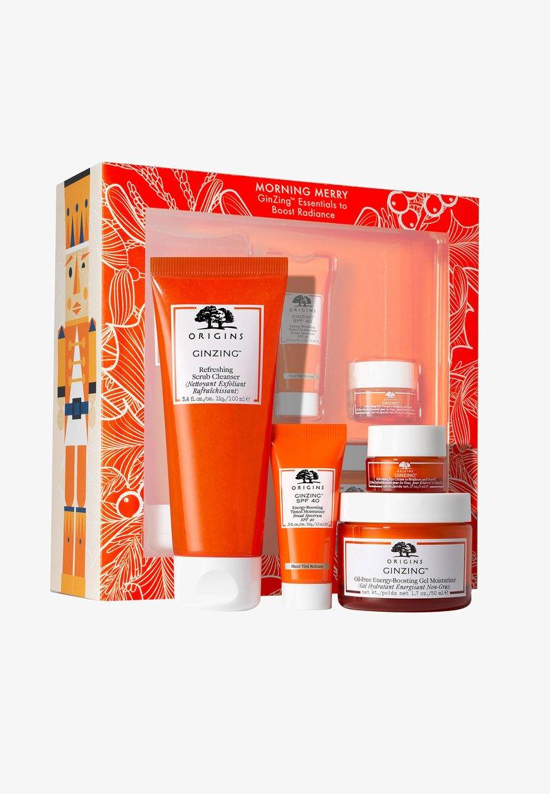 Origins - GINZING DAY - Skincare set - -