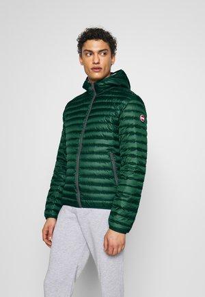 ACKET - Down jacket - botanical / light stee