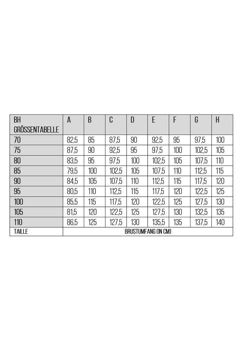 Angebot Bh Große Größe Mütze F 105 110 115