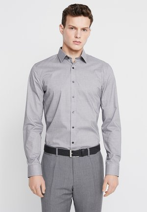 OLYMP NO.6 SUPER SLIM FIT - Formal shirt - black