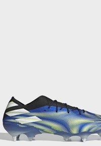 adidas Performance - NEMEZIZ.1 SG - Voetbalschoenen met kunststof noppen - blue - 7