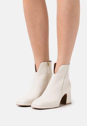 Ankle boots - firenze yoghurt