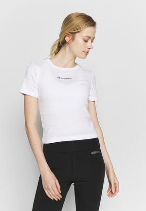 CREWNECK - T-shirt basique - white