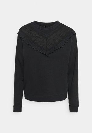 ONLMONTANA  - Sweatshirt - black