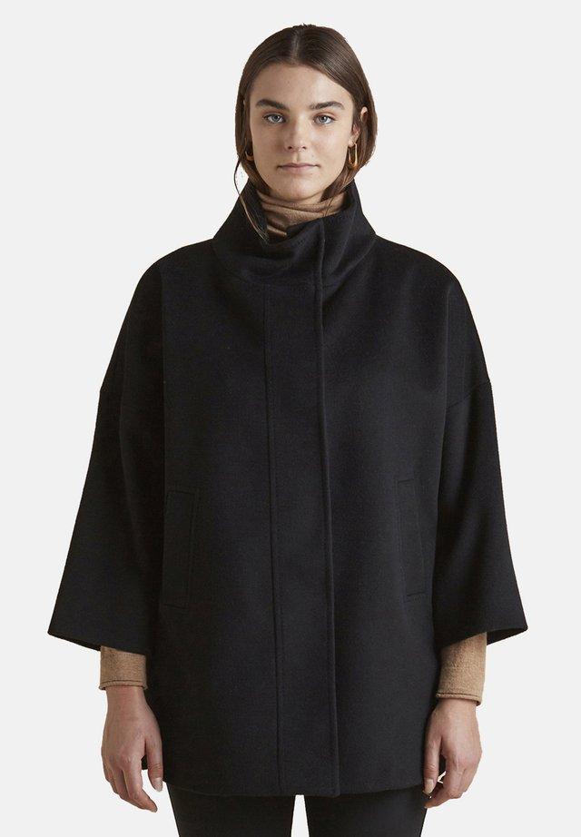 PIAZZA DELLA SCALA MILANO - Short coat - nero