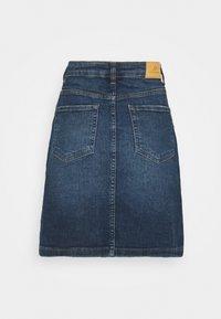 JDY - JDYTYSON LIFE  - Denim skirt - medium blue denim - 1