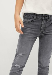 Mango - CALVIN - Slim fit jeans - gris denim - 2