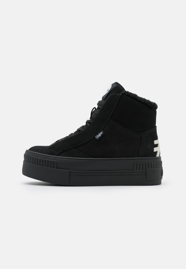 PAIRED - Sneakers hoog - black