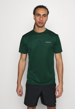 VERNON PERFORMANCE TEE - Basic T-shirt - ponderosa pine