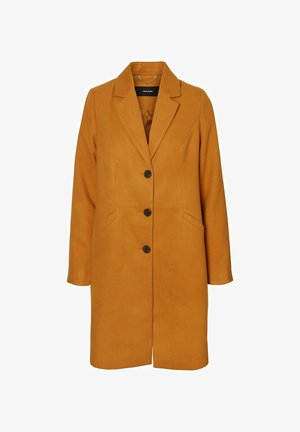 Classic coat - buckthorn brown