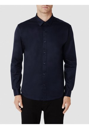 ONE PELLE CARACAS - Skjorte - dark blue