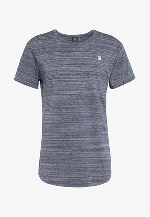 Starkon Loose - Print T-shirt - sartho blue