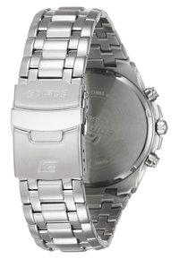 EDIFICE - Chronograph watch - silver-coloured/schwarz - 2