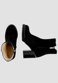 Evita - High heeled ankle boots - black - 2